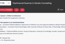 Genetic Counselling Conference Schedule